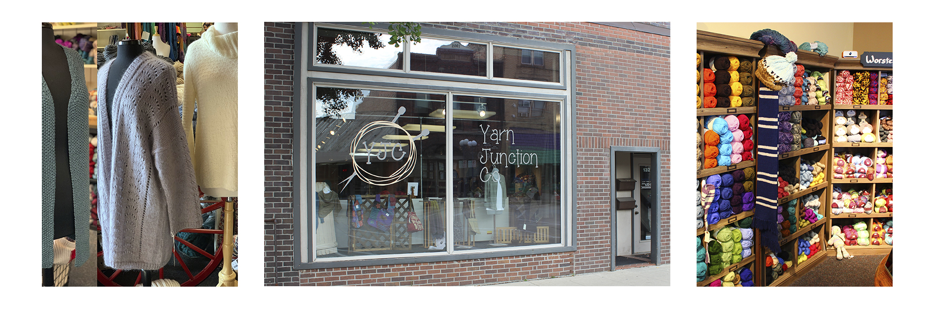 A family owned local yarn store with friendly, helpful staff. We are proud to be a Rowan Flagship store.
