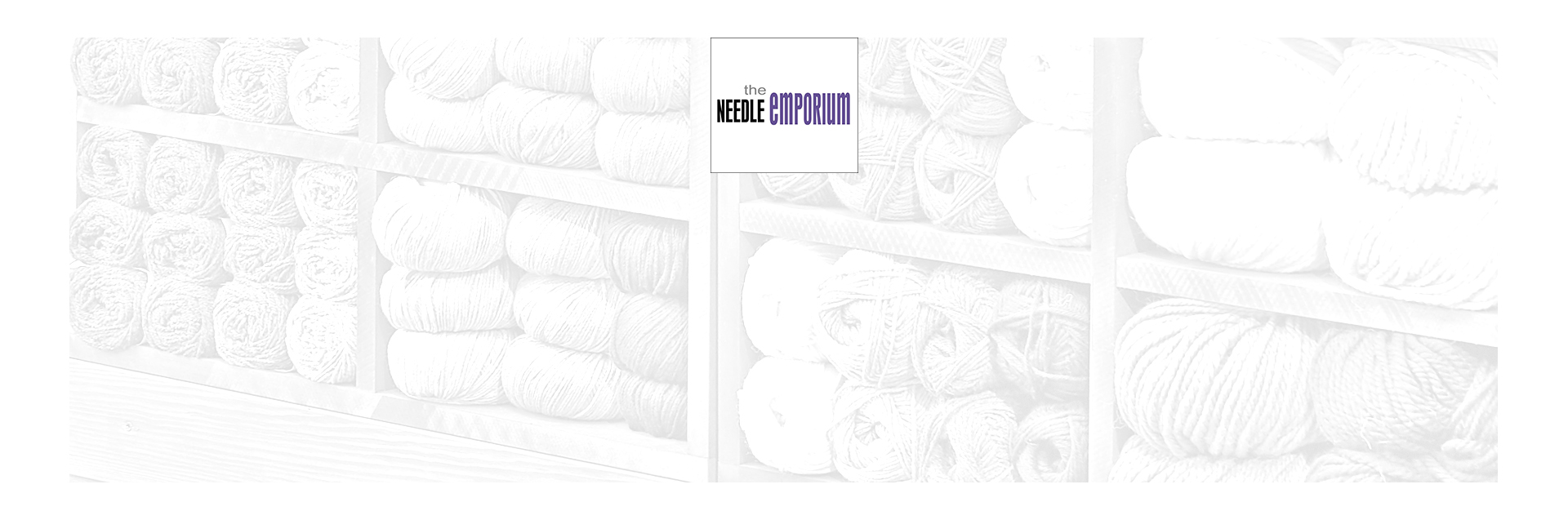 The Needle Emporium is located in a century home in historic Ancaster Ontario. We are in our 34th year of selling yarn. In addition to our bricks and mortar store we also run a thriving website and ship yarn across North America.