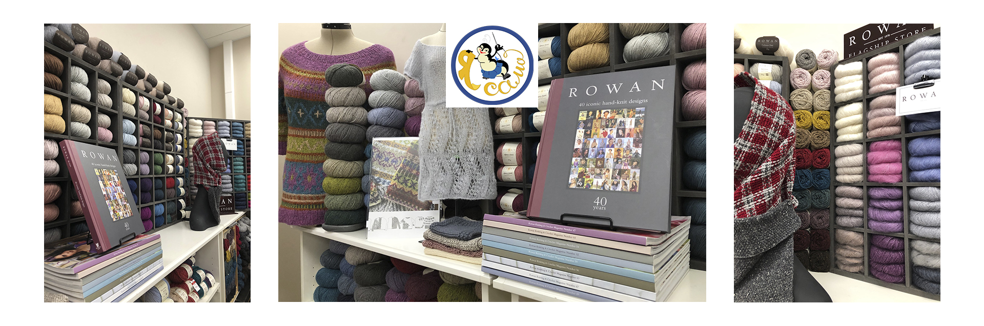 """The chain store """"Ya Sama"""" has been providing its customers with the highest quality products for handicraft during 22 years."""