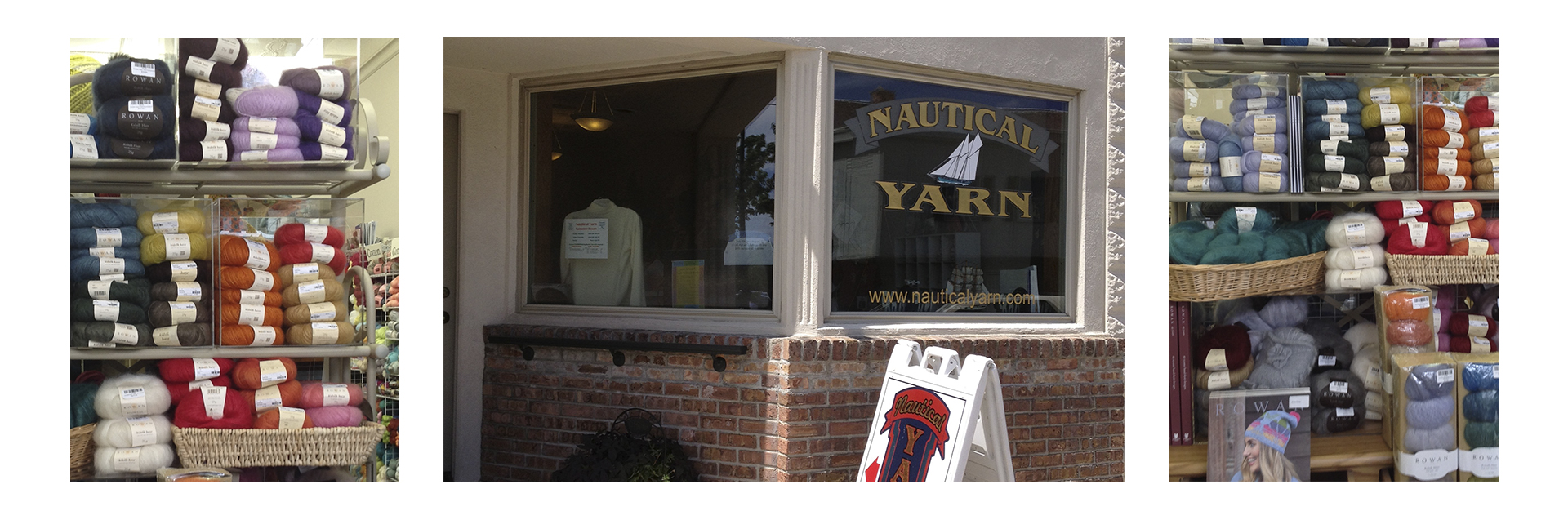 Nautical Yarn has been a source for Rowan yarns for almost 20 years.