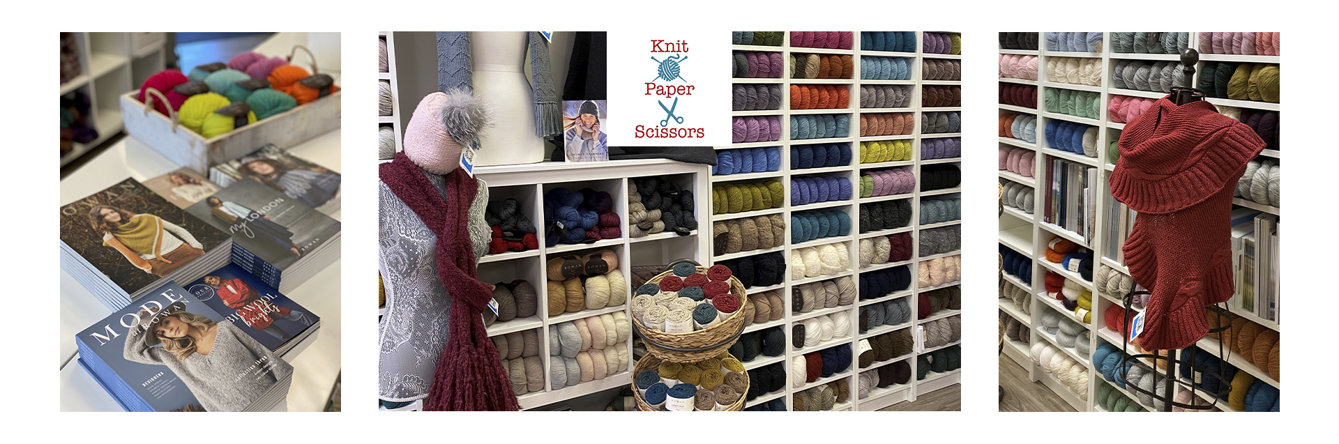 Your space to explore creativity. Learn to knit and crochet, explore fiber and more. Fabulous yarn and supplies available to purchase.