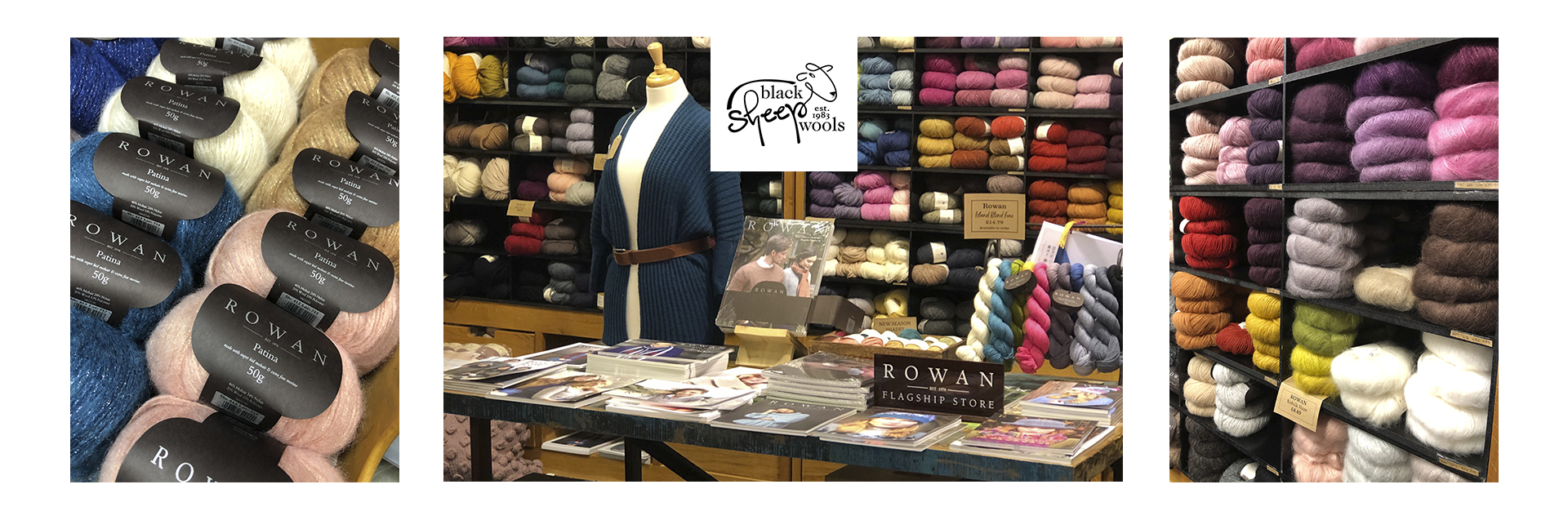 We are a family run yarn and needlecraft retailer based in the beautiful Cheshire countryside. Established in 1983 we are so passionate about what we sell. Today the business is run by brother and sister, Stephen and Sara. Our Craft Barn is the largest yarn shop in the UK and for those who can't visit in person we have our wonderful website.