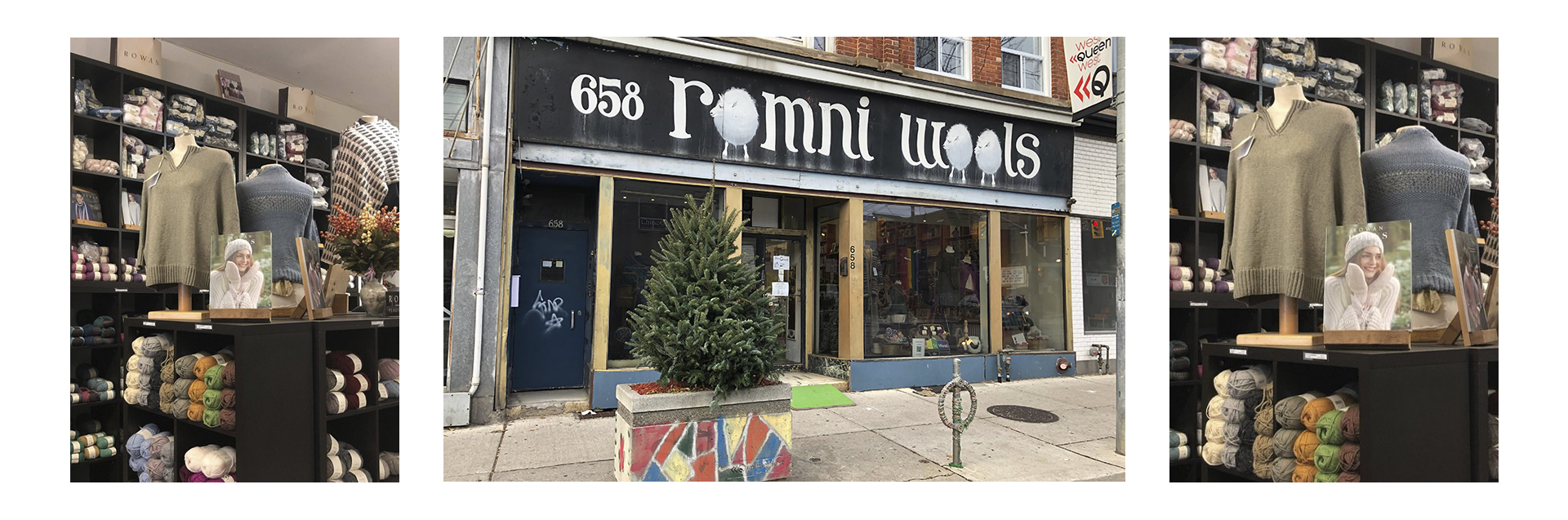 Romni Wools is a family owned business established in 1975, to provide all your knitting and crafting needs